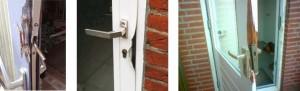 deur ingebroken sloten service den helder